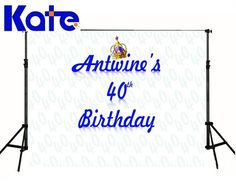 Kate Customize Photography Backdrops Happy Birthday All Words Colors Can Be Changed  For Birthday Party Photographic Studio