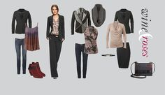 The CAbi Fall '13 season is officially (and successfully!) complete. Although we sing the blues when it's over, our wardrobes are over the moon for what this season created!