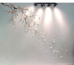 Floral Wall 3D Wallpaper Art Decal Sticky Note Post It DIY Interior Home Decor   eBay