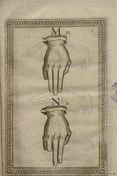 Reduction de las letras y arte para enseñar a ablar los mudos. Bonet, Juan Pablo — Libro — 1620