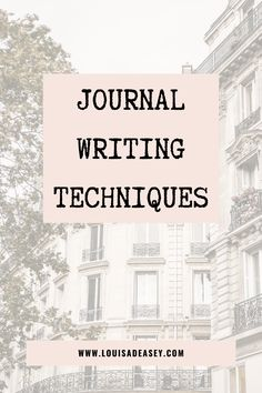 Want to know how to keep a paper journal? These #writing techniques will see you pouring words onto the page in no time! #writingprompts #writinglife #journalling #diary #memoir #mindfulness