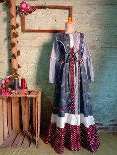 Moslem Fashion, Kebaya, Hijab Fashion, Muslim, Style Ideas, Womens Fashion, Dresses, Gowns, Vestidos