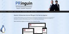 #Startup vorgestellt: PRinguin - Full-Service-Agentur für PR, Marketing und Werbung