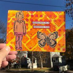 "@lee_lewalski har publicerat i sin Instagram-profil: ""Postcard 6 from the #ihannaspostcardswap. It's from Susan in San Francisco CA. I love the bright…"""
