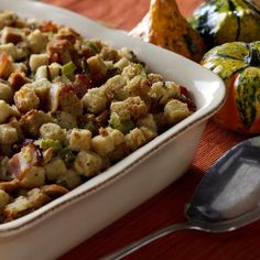 What's Thanksgiving without stuffing? Try this EASY recipe for Creamy Wild Rice Stuffing -- a hearty dish the family will love!     See it at http://tsrecipes.com/?p=4335.  www.tastefullysimple.com/web/jhartman3