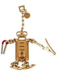 Prada Keychain