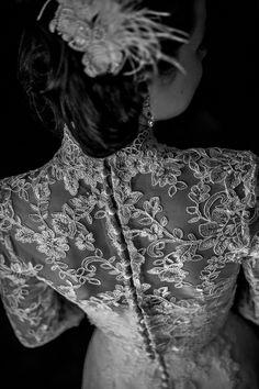 1920s Dress Lace Back