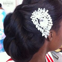 2014 Wedding Hairstyles For Black and African American Women 8