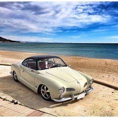 ⠀⠀⠀⠀⠀⠀⠀⠀⠀ • RK Clasicos Resto-Cal 60' ghia gettin' some Spanish sun • #aircooled_world ———————————————— #aircooled #aircooledvw #volkswagen #volkswagon #vw #vwlove #vintagevw #vdub #veedub #type1 #type2 #type3 #bug #vwbug #beetle #vwbeetle #käfer #vocho #fusca #vosvos #escarabajo #vwbus #splitscreen #campervan #kombi #karmannghia #porsche #dub #vag ————————————————