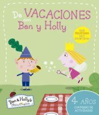 DE VACACIONES CON BEN Y HOLLY 4 AÑO