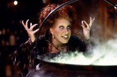 El menú de las brujas