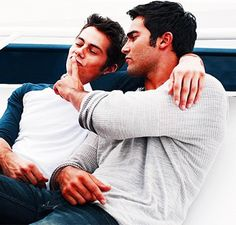 Love these two.  Sterek!!!!