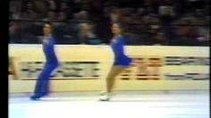 Tai Babilonia and Randy Gardner-1979 Worlds (1 of 2), via YouTube.