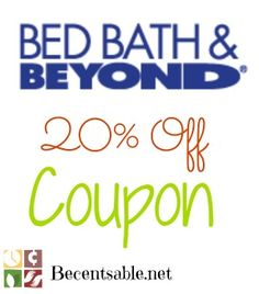 How To Combine Coupons At Bed Bath And Beyond