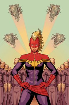 In 7 months time runs out and Captain Marvel is the head of S.H.I.E.L.D.