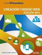 La Guía Visual de Creación y diseño Web. Edición 2014 ha sido ideada para enseñar de forma rápida y eficiente los fundamentos, utilidades y principales características de las últimas tecnologías de desarrollo y diseño Web.