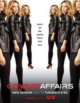 Covert Affairs w/ Piper Perabo (Project Free TV link..) ((use AdBlockPlus browser addon))
