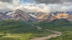 I want to go to Denali National Park!