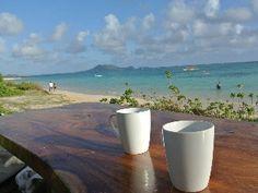 Barefoot living on Lanikai BeachVacation Rental in Lanikai from @homeaway! #vacation #rental #travel #homeaway