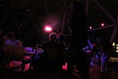 Far - en monolog om kræft og kærlighed at Dome of Visions A temporary building A sensuous space-in-between www.domeofvisions.dk Photo by Stine Skøtt Olesen / Dome of Visions
