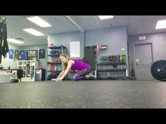 Plank with weight transfer - YouTube