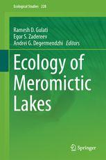 Ecology of Meromictic Lakes   Ramesh D. Gulati   Springer