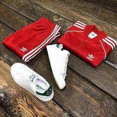 """Superstylin Store Roma on Instagram: """"Domenica aperti con orario: 10-13+16-19.30 . . Sunday Mood Adidas Track Suit and Stan Smith 🎾 . . www.superstylin.it Spedizione gratuita…"""""""