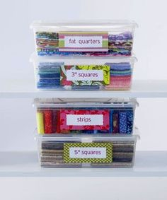 19+ AMAZING Fabric Storage Ideas for Sewing Rooms - Page 2 of 2 - Sew Some Stuff