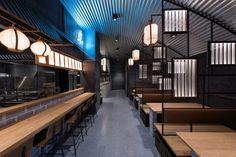 Hikari Yakitori Bar by Masquespacio, Valencia – Spain » Retail Design Blog
