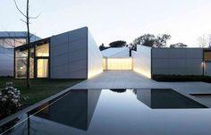Origami House by OAB Carlos Ferrater