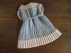 Pour Bleuette Authentique Robe GL Modèle Apres MIDI Année 1935 1936 | eBay