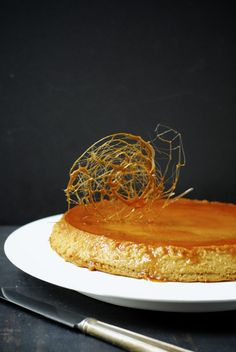 the perfect gluten-free pumpkin coconut flan. great for a thanksgiving dessert table. Gluten Free Pumpkin, Pumpkin Recipes, Fall Recipes, Yummy Recipes, Fall Desserts, Just Desserts, Dessert Recipes, Coconut Flan, Sweet Potato And Apple
