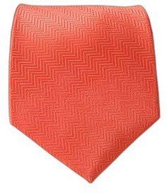 100% Silk Woven Solid Herringbone Coral Extra Long Tie TheTieBar,http://www.amazon.com/dp/B001CMY1UA/ref=cm_sw_r_pi_dp_qkSDrbDC5FF345B8