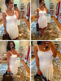 Blog da Maria Sophia │ Lifestyle and Fashion: Experimentando: Giovana Dias Crochet