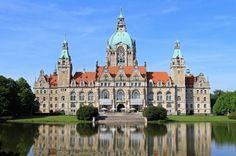 Herrliche Aussicht auf Hannover mittels 360° Panoramatour!