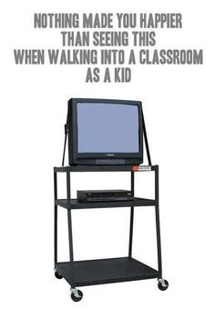 Do you still get excited when you enter a room with one of these in it?