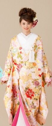 色打掛 Kimono Wedding,Japanese Wedding,Japanese Bride