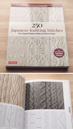 Knitting Stitches, Knitting Books, Crochet Stitches Patterns, Easy Knitting, Knitting Patterns Free, Knitting Yarn, Stitch Patterns, Crochet Gifts, Knit Crochet