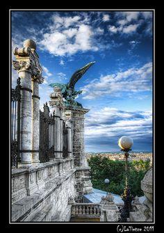 Buda Castle #Budapest #Hungary #Europe