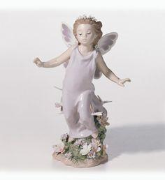 Lladro 06875 Butterfly Wings