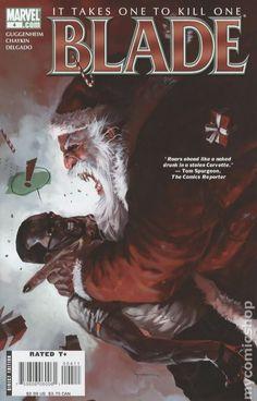 Blade (2006 3rd Series Marvel) 4