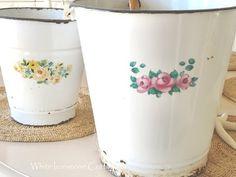 wildflowers enamelware - Google Search