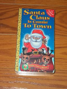Santa Claus Is Coming To Town VHS (1970)