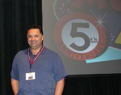 PNW Mouse Meet Host Don Morin
