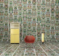l'Afrique Archives Wallpaper by Studio Job | NLXL