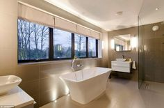 The stunning property, which features four bathrooms designed to a high specification with... http://dailym.ai/1ieC6fw#i-a8190e66
