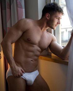Hot pics of Hot men! Speedos, Hot Men, Men's Undies, White Underwear, Underwear Pics, Underwear Men, Le Male, Hommes Sexy, Male Body