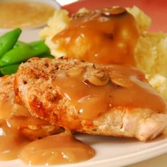 Pork Chops and Potatoes Recipe from The Travelling Kitchen