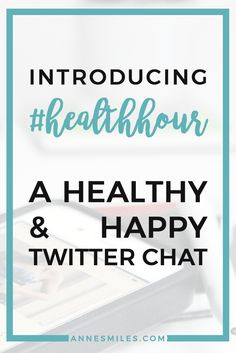 Introducing #HealthH