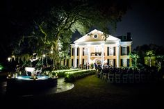 Southern Oaks Plantation-New Orleans Wedding Reception Venue Wedding Food Catering, Wedding Reception Venues, Outdoor Wedding Venues, Outdoor Events, Wedding Decor, Contemporary Wedding Venues, Roof Top Tent, New Orleans Wedding, Industrial Wedding